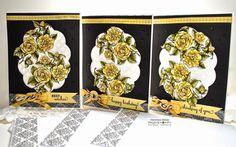 Power Poppy - The Blog: Inspire Me Monday: A Card Set Walk-Through