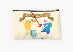 Mathematical Adventure Time!