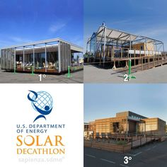 The #U.S. Department of Energy #Solar #Decathlon 2015 was held Oct. 8–18, 2015, at the Orange County Great Park in Irvine, #California. Fourteen teams competed to design, build, and operate the most cost-effective, energy-efficient, and attractive solar-#powered #house. Ultimately, Stevens Institute of #Technology emerged victorious. It was the school's third Solar Decathlon competition.