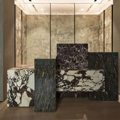 Reception Desk in the Palazzo Fendi - Fendi Private Suites - Rome, Italy