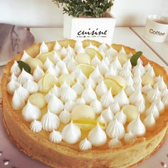 "305 Me gusta, 2 comentarios - Bru Cake Boutique (@brucakeboutique) en Instagram: ""Lemon pie🍋🍚 Consultas 📩brucakeboutique@gmail.com 📲1554966880 pastryporn #dessert #delicious…"""