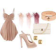 i love it all, especially the dress