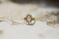 Fine Art Bridal Inspirations With Old-World Charm by Kellē Sauer