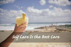 parenting, self care