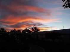 Sunset Harrismith Eastern Free State Free State, South Africa, Beautiful Homes, Celestial, Sunset, Country, Outdoor, House Of Beauty, Outdoors