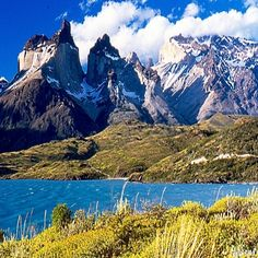 """Patagonia, Argentina: """"Sometimes I get to places just when God is ready to click the shutter"""" - Ansel Adams"""