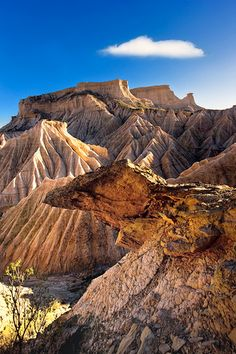 Bardenas Reales | Navarra, Spain | UFOREA.org | The trip you want. The help they need.