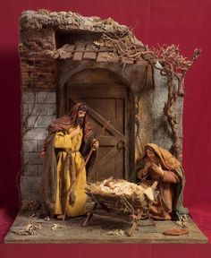 1 million+ Stunning Free Images to Use Anywhere Nativity Stable, Christmas Nativity Scene, Nativity Crafts, Christmas Scenes, Christmas Villages, Nativity Creche, Christmas Cave, Christmas Crib Ideas, Christmas Crafts