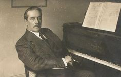 #OnThisDay 29-11-1924 composer Giacomo #Puccini died in Bruxelles (1924).