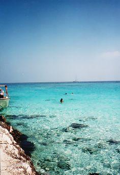 Take me away... #beach #blue #waters