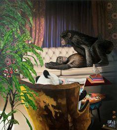 Honeymoon, 2010  by ana Elisa Egreja