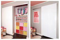 DIY Custom Closet Makeover | Cape27Blog.com