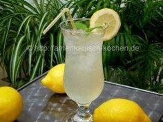 Zitronenlimonade von amerikanisch-kochen