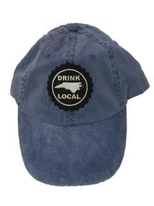 NC Drink Local Cap Distressed Baseball Cap bb939a3b8005