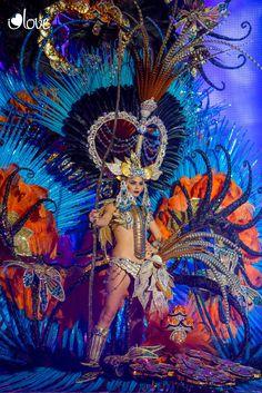 vestidos carnaval tenerife 2014 - Buscar con Google