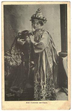 Florence Smithson   SMITHSON, Florence_Millar & Lang (Photographic). Photo Bassano