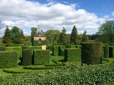 Jardins d'Eyrignac en Périgord