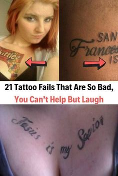 21 Tattoo Fails That Are So Bad, You Can't Help But Laugh Source by rebecNewman Awkward Pictures, Awkward Family Photos, Funny Photos, Photo Fails, Picture Fails, Work Fails, Funniest Snapchats, Awkward Texts, Tattoo Fails