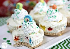 Lucky Charms Cheesecake (No Bake) Love it? Pin it to SAVE it! Follow Spend With Pennies on Pinterest for more great recipes! With 4 kids (although they're nearly grown) Lucky Charms has always been a favorite around here! Even now, I still eat it.. ...