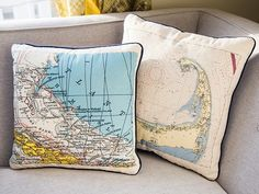 Not for Navigation | Customized Pillows