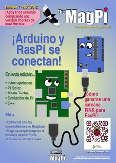 The MagPi, magazine en español sobre la Raspberry Pi - Raspberry Pi