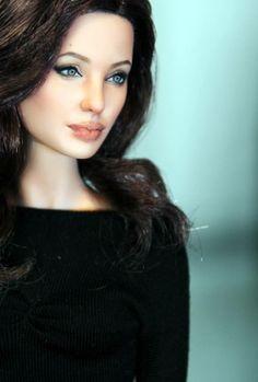 Angelina Jolie ~ Noel Cruz Creations