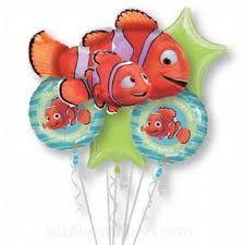 Fiestas Infantiles Decoracion: Decoración de Fiestas Infantiles de Nemo Disney