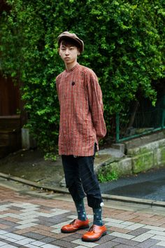On the Street…..The Focus on Shoes & Socks, Tokyo « The Sartorialist