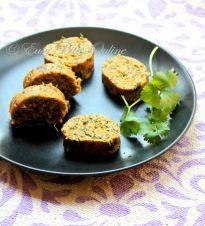 Oil Free Kothimbir Vadi Diabetes Friendly - Easy Bites Online
