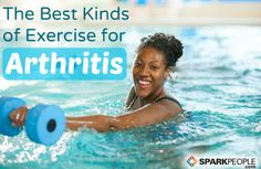 Best Workouts for People with Arthritis | via @SparkPeople #fitness #exercise #health #joint