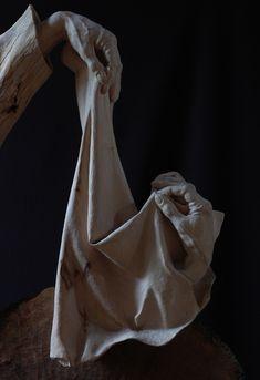 Wood sculpture - Gareth Christopher Jones