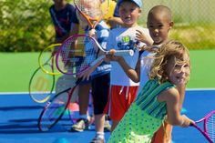 Tennis Programs for the whole family!