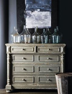 greige: interior design ideas and inspiration for the transitional home : vintage