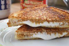 The Grilled Fluffernutter Sandwich | Fun with Fluffernutters