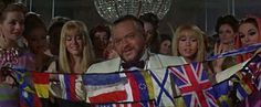 """""""Kasyno Royal"""" - Orson Welles - 1967.  Over the past few months, a mysterious commentator named """"Slammerworm"""" has been watching all the James Bond movies and leaving his own take in the comments below each of my Bond movie r…"""