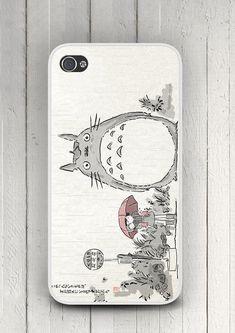 Details about Studio Ghibli My Neighbor Totoro Anime Hard Case Cover For iPhone Samsung Huawie Diy Coque, Anime Merchandise, My Neighbor Totoro, Galaxy Art, Hayao Miyazaki, Iphone Accessories, Pokemon, Cute Drawings, Geek Stuff