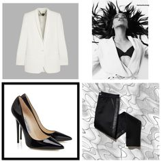 Classy And Simply by vanessaeale on Polyvore featuring mode and STELLA McCARTNEY