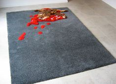 roadkill carpet by OOMS