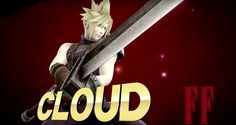 Play as Cloud in 'Super Smash Bros.' today Bayonetta later Final Fantasy VII's Cloud takes his Buster Sword to Super Smash Bros. today series creator Masahiro Sakurai announced during Nintendo's final presentation dedicated to the rapid-fire fighting game. The company revealed Cloud as a Super Smash Bros. character in November during its Nintendo Direct livestream. Cloud will be available for $6 in the 3DS and Wii U versions of the game.  The final downloadable character entering the Super…