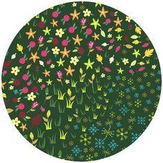 meadow green fabric - Google Search