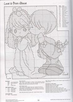 tengo muchos patrones de punto de cruz. (pág. 29) | Aprender manualidades es facilisimo.com