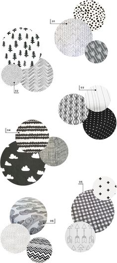 nursery makeover | crib sheet round-up