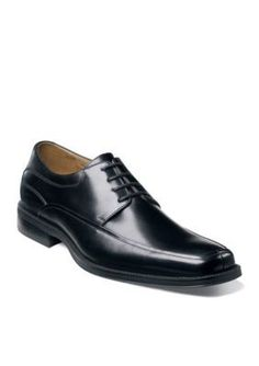 Florsheim Black Cortland Oxford