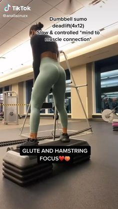 Leg And Glute Workout, Buttocks Workout, Gym Workout Videos, Gym Workout For Beginners, Glute Exercises, Butt Workouts, Glute Workout Routine, Glute Activation Exercises, Weighted Leg Workout