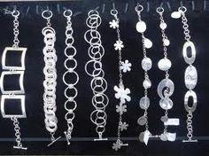 Silver jewlery...