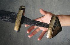 Medieval Weapons, Swords, Vikings, Photos, The Vikings, Sword