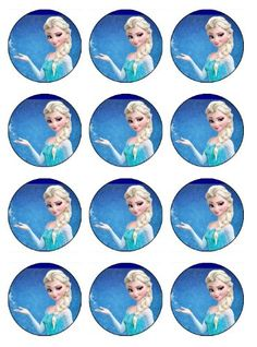 12 EDIBLE Disney Frozen Cupcake Toppers or Cookie Toppers Edible Image for Birthday Party null http://www.amazon.com/dp/B00EI13B1M/ref=cm_sw_r_pi_dp_js2Itb0ANYTRFBCE