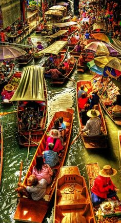 3 Cities You Must Visit in Thailand by TheCultureTrip.com, click on the picture for a full list. Photo courtesy of Andy Bracey