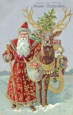Merry Christmas~~I've separated my Vintage Card Board into 2 - the other being more mid-century. PRT