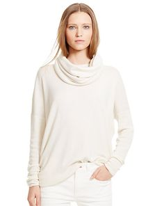 Black Label  - Cashmere-Silk Sweater & Snood